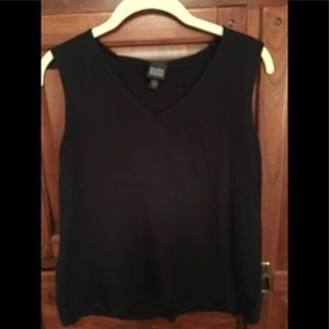 Eileen Fisher Knit Tank Top Large